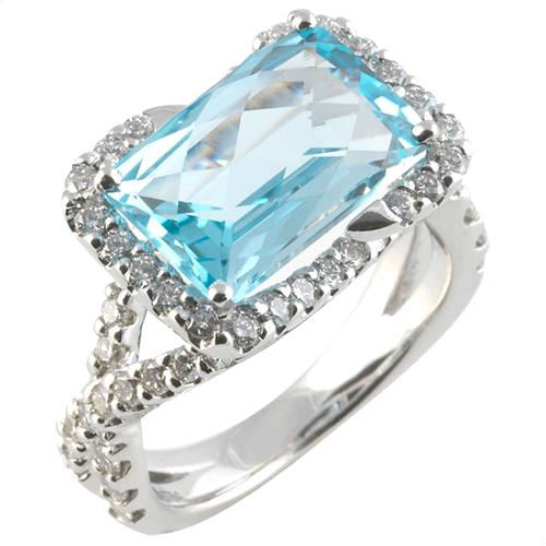 Gabriel & Co. Diamond Right Hand Ring