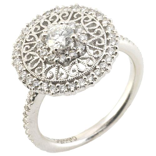 Gabriel & Co. Diamond Ring