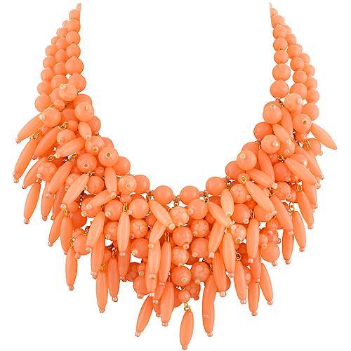 Gerard Yosca Cluster Necklace