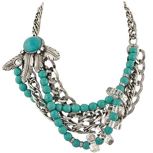 Gerard Yosca Multi Chain Necklace