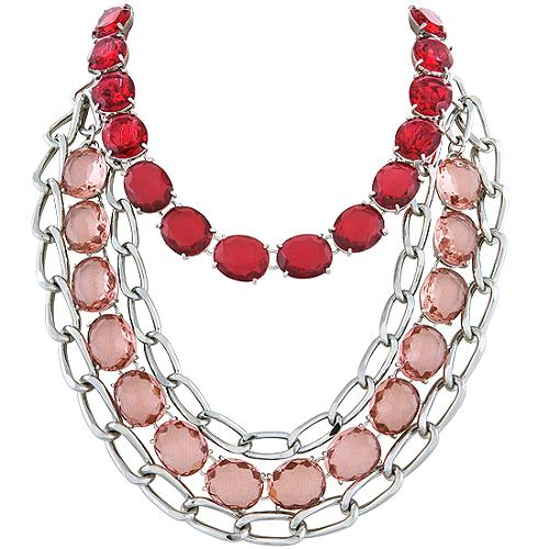 Gerard Yosca Multi Strand Necklace