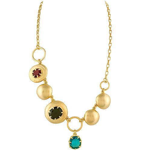 Gerard Yosca Side Drop Necklace