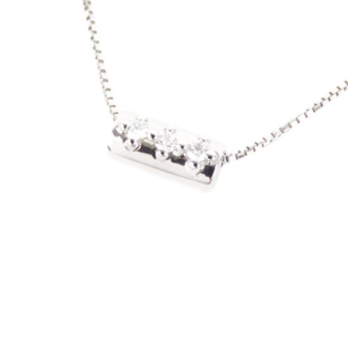 Gucci Diamante Diamond Pendant Necklace