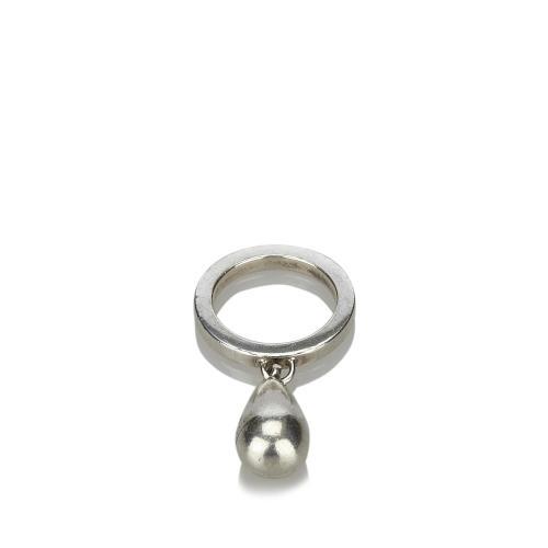 Gucci Teardrop Ring - Size 6 1/2