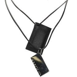 Hermes Api Leather Choker