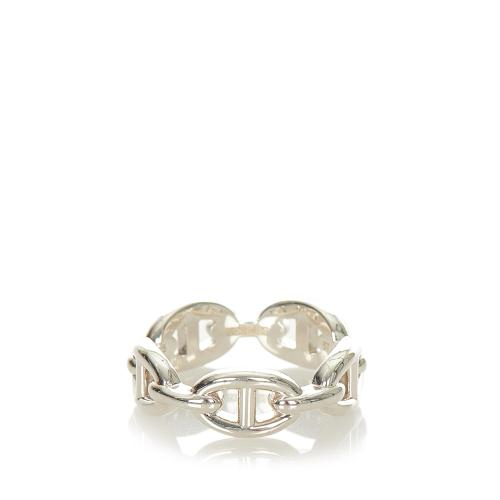 Hermes Chaine dAncre Ring - 5 1/4