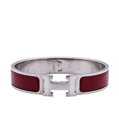 Hermes Clic Clac H Narrow Bracelet - FINAL SALE
