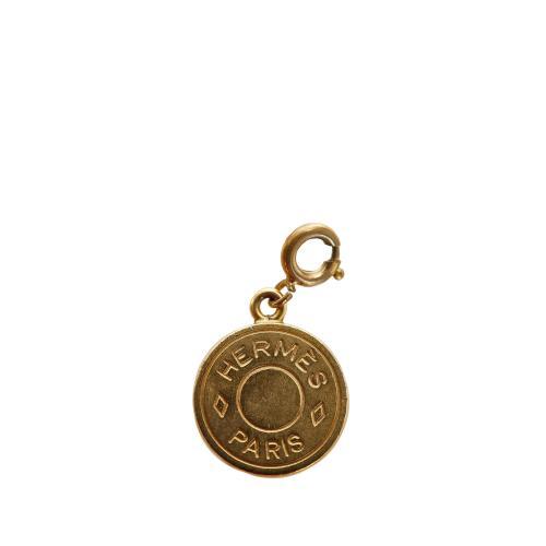 Hermes Clou de Selle Pendant