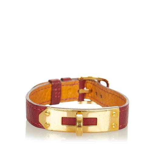 Hermes Epsom Kelly Bracelet