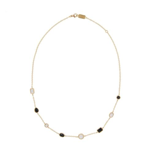 Ippolita 18kt Yellow Gold Mini Gelato Station Necklace