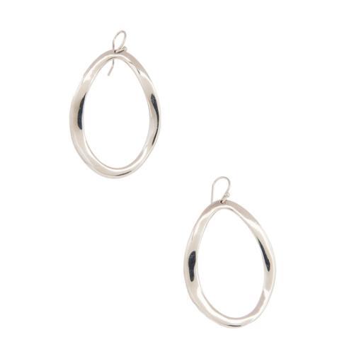 Ippolita Sterling Silver Classico Oval Earrings