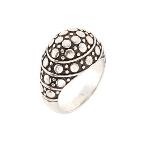 John Hardy Dot Dome Ring