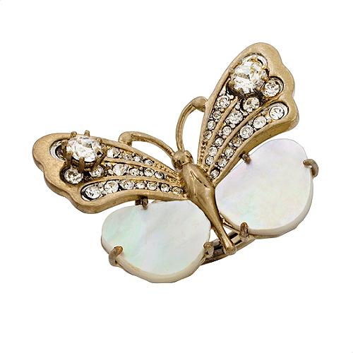 Juicy Couture Flights of Fancy Butterfly Ring