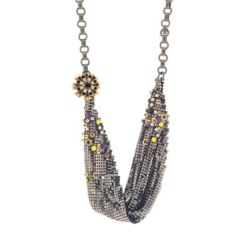 Juicy Couture Pump Up The Volume Drama Necklace