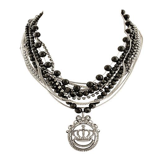 Juicy Couture Rock & Royalty Necklace