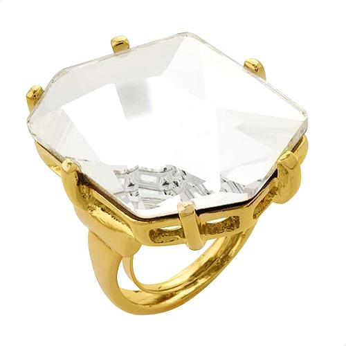 Kenneth Jay Lane Large Ring