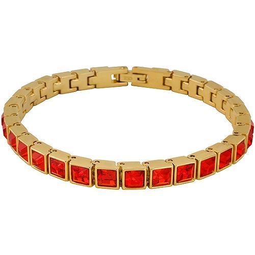Kenneth Jay Lane Thin Link Bracelet