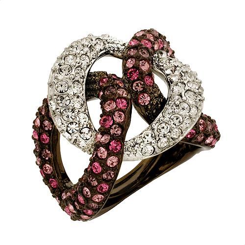 Kenneth Jay Lane Twist Ring