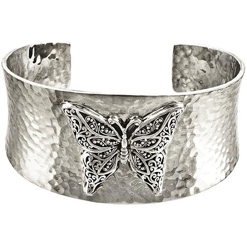 Lois Hill Butterfly Cuff