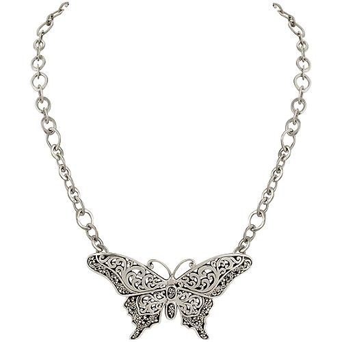 Lois Hill Large Butterfly Pendant