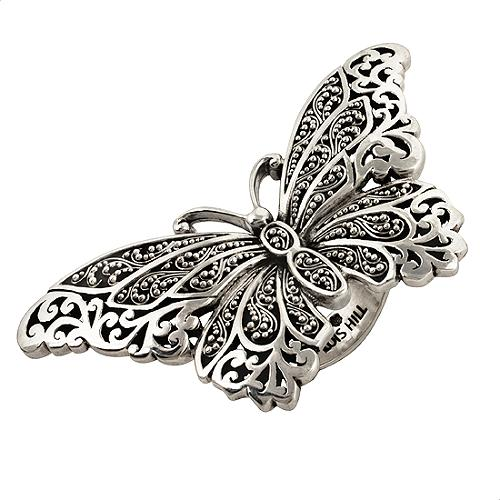 Lois Hill Large Butterfly Ring