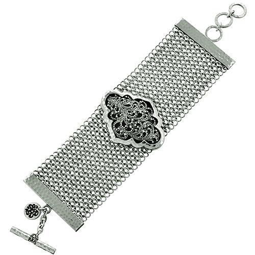 Lois Hill Mesh Bracelet
