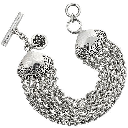 Lois Hill Multi Strand Bracelet