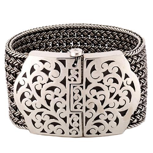 Lois Hill Woven Bracelet