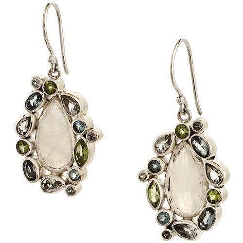 Lori Bonn Pear Earrings