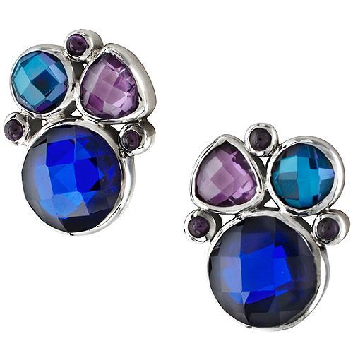 Lori Bonn Windsor Cluster Post Earrings