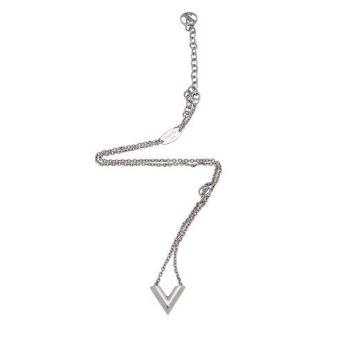 Louis Vuitton Essential V Necklace