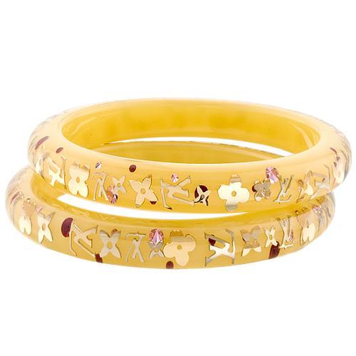 Louis Vuitton Inclusion Bracelet PM Set of 2