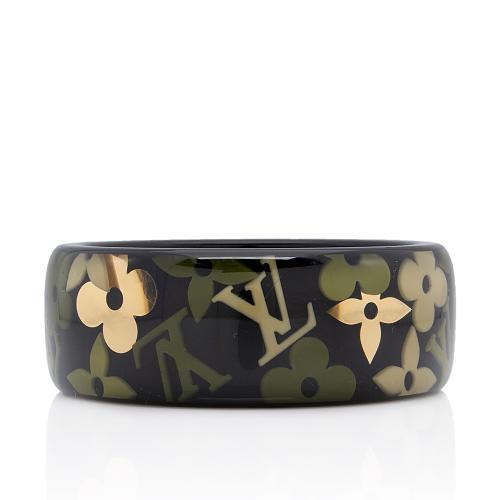 Louis Vuitton Inclusion Wide Bracelet