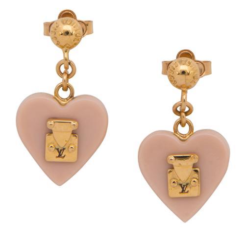 Louis Vuitton Lock Me Earrings