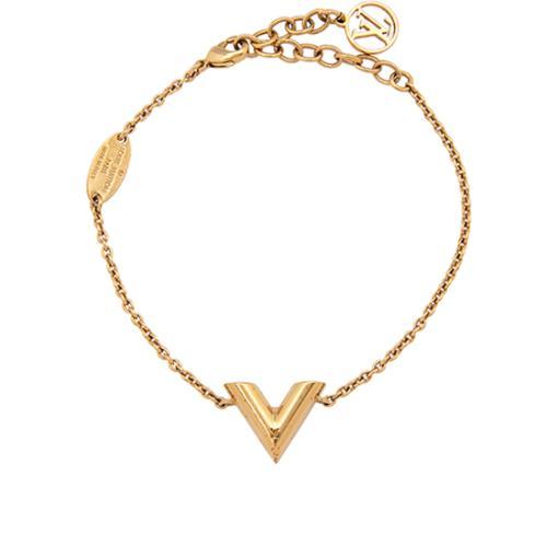Louis Vuitton Metal Essential V Bracelet
