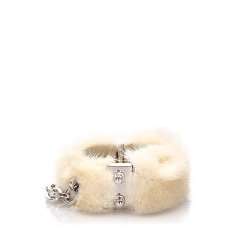 Louis Vuitton Mink Fur Cuff