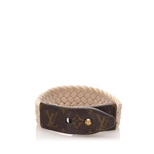 Louis Vuitton Monogram Bracelet