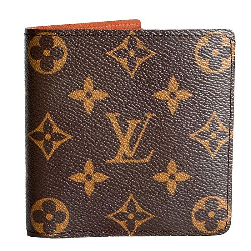 Louis Vuitton Monogram Canvas Billfold with 16 Credit Card Slots
