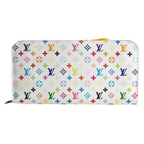Louis Vuitton Monogram Multicolore Insolite Wallet