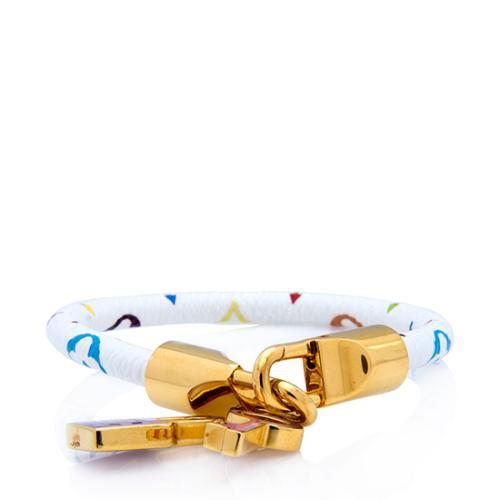 Louis Vuitton Monogram Multicolore Luck It Bracelet