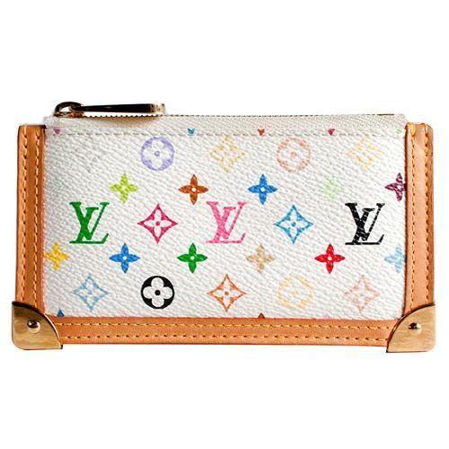 Louis Vuitton Multicolore Credit Card Wallet