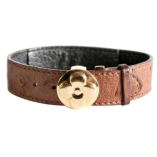 Louis Vuitton Ostrich Wish Bracelet