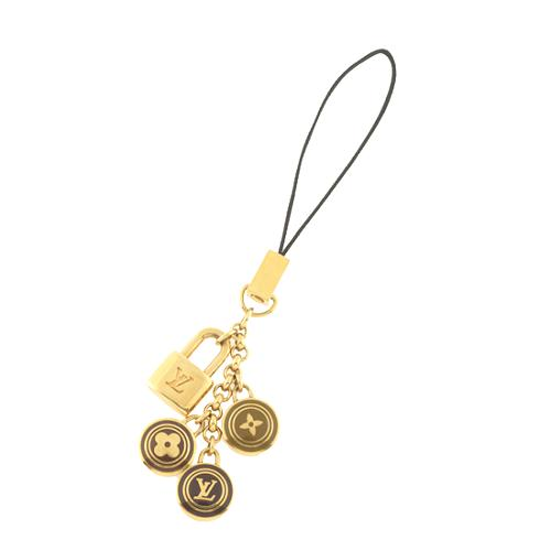 Louis Vuitton Pastilles Cell Phone Charm