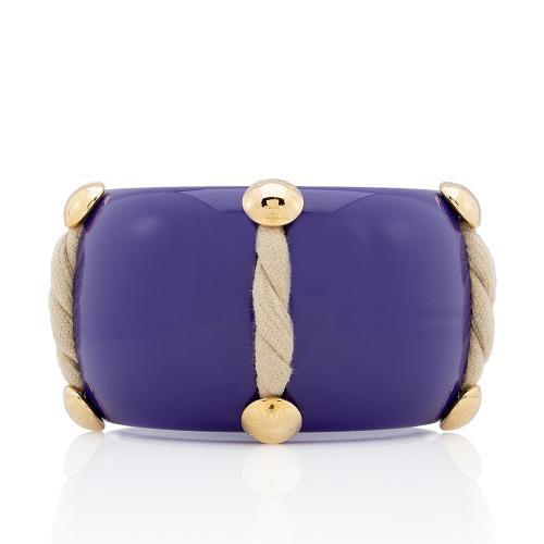 Louis Vuitton Shine Rope Bangle Bracelet
