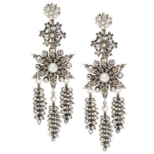 Miriam Haskell Drop Earrings