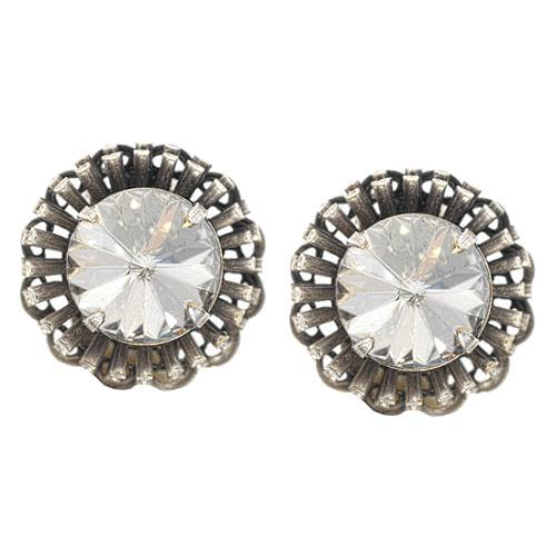 Miriam Haskell Stud Earrings