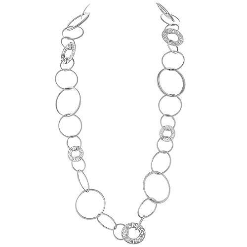 Pianegonda Love Circles Long Necklace