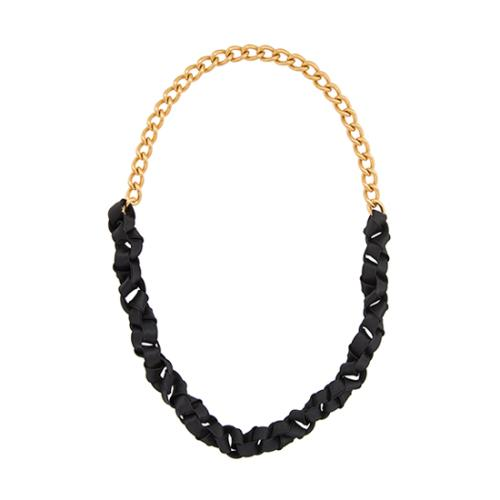 Sonja Bischur Fashion Chain Necklace - FINAL SALE