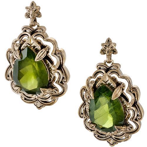 Stephen Dweck Bejing Victoria Dangle Earrings