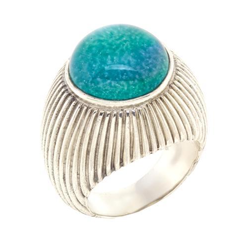 Stephen Dweck Blue Round Ring